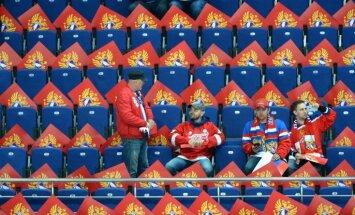 PČ Krievijā - sliktāk apmeklētais pēdējo gadu laikā
