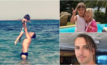 Privāti kadri: Galkina un Pugačovas vasaras atvaļinājums Itālijā
