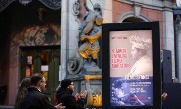 Šogad Latvijas filmu maratonā bijis rekordliels apmeklējums