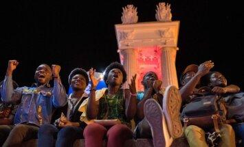 Vīzu problēmu dēļ Kaļiningradā iestrēguši ap 150 nigēriešu futbola fanu