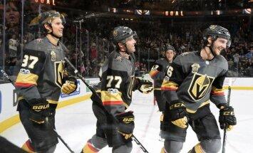 Lasvegasas 'Golden Knights' labo vēl vienu NHL rekordu