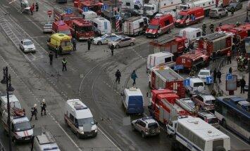 Теракт в метро Петербурга: 11 погибших, свыше 40 раненых. Что известно на данный момент