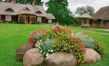 Karte: Interesantas lauku saimniecības un tūrisma objekti Latvijā, kas uzņem viesus