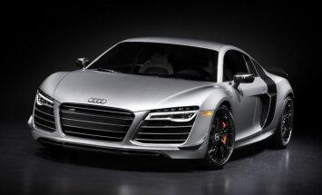 Visjaudīgākais 'Audi' spēkrats būs 'R8 competition'