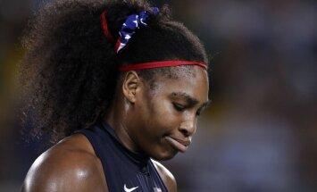 Серена потерпела сенсационное поражение на Олимпийском турнире