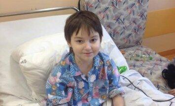 Deviņgadīgais Dāvis pēc atgriešanās no ASV ir dzīvespriecīgs un jau apmeklējis skolu