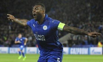 'Leicester City' kapteinis Morgans ieraksta Jamaiku UEFA Čempionu līgas statistikā