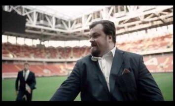 """ВИДЕО: Проморолик """"Матч ТВ"""" с Уткиным и енотом"""