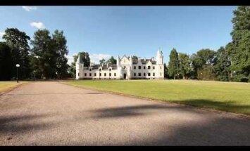 Алатскиви — самый сказочный замок Прибалтики, или Как в Эстонии появился дух Шотландии