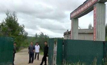 Krievijas mežos bija jāstrādā pat -60 grādu salā, stāsta izbēdzis ziemeļkorejietis