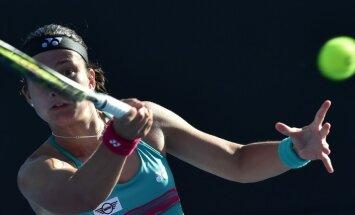 ВИДЕО: Севастова обыграла обидчицу Остапенко и пробилась в полуфинал