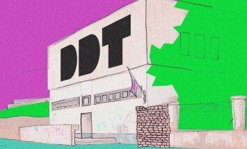 'Dirty Deal Teatro' pārceļas uz jaunām telpām