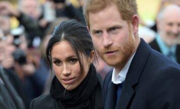 Стало известно, где пройдет свадьба принца Гарри и Меган Маркл