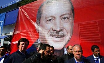 Gada laikā Turcija nacionalizējusi uzņēmumus 11 miljardu dolāru vērtībā