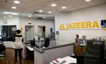 Izraēlas valdība rīkojas, lai aizliegtu 'Al Jazeera'
