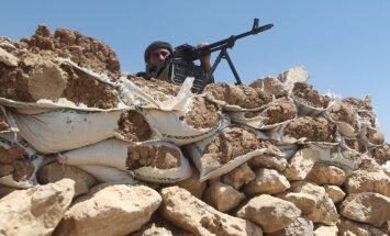 Islāmisti uzbrukumā jezīdu ciemam Irākā nogalinājuši 80 vīriešus un nolaupījuši sievietes