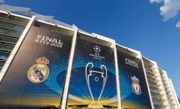 """Сегодня """"Реал"""" и """"Ливерпуль"""" сыграют в финале футбольной Лиги чемпионов"""