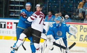 Kazahstānas izlases kapteinis: mačā pret Latviju parādīsim, uz ko esam spējīgi