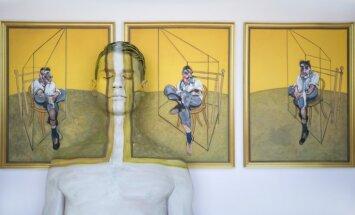 Foto: Māksla ar norādi – pasaules dārgākās gleznas uz cilvēku ķermeņiem