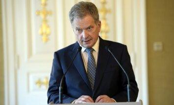 Somijas prezidents: ES zaudējusi ietekmi pasaules politikā