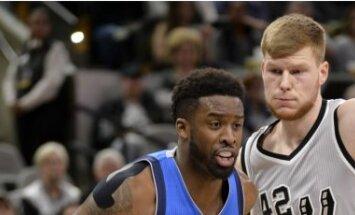 Bertāns otro reizi karjerā sāk spēli sākumsastāvā; 'Spurs' zaudē 'Mavericks'