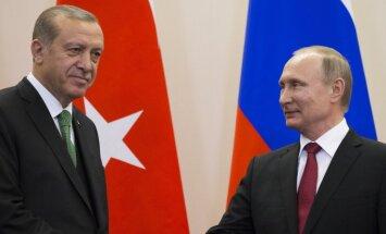 Путин: отношения с Турцией вернулись к норме