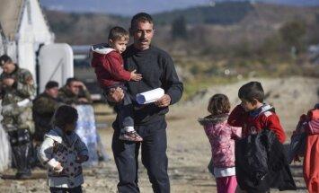 Profesors: ja Eiropā neieplūdīs migranti, iedzīvotāju skaits var samazināties par 40%