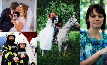 Precēties jaunai – pārdomāts solis vai jaunības dullums? Četru dāmu stāsti