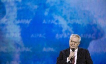 Čehijas prezidents: Eiropas Savienība iestāsies Krievijas Federācijā