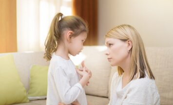 Trīs minūšu noteikums, kas būtu jāievēro visiem vecākiem