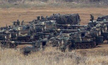 Krievija aicina ASV neizvietot Dienvidkorejā pretraķešu aizsardzības sistēmas