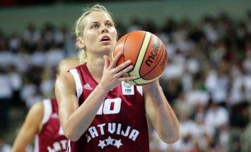Jēkabsone-Žogota un Melbārde-Baško iekļautas Latvijas izlases kandidāšu sarakstā