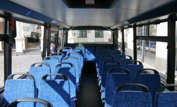 Reģionālo maršrutu autobusos pasažieru skaits turpina rukt