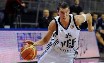 Dairis Bertāns pievienosies spēcīgajam Bilbao 'Uxue' basketbola klubam