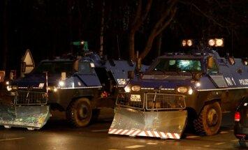 Eiropas galvaspilsētas pastiprina drošību Jaunā gada sagaidīšanas pasākumos
