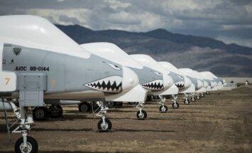 """Latvijā mācībās plāno piedalīties ASV tuvā gaisa atbalsta lidmašīnas """"A-10"""""""