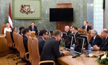 Сколько заработали латвийские министры: самые большие и маленькие зарплаты Кабмина