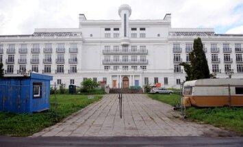 Ķemeru sanatoriju izsolīs marta beigās