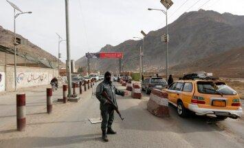 ASV gaisa triecienā nogalināti 12 Afganistānas drošības spēku locekļi