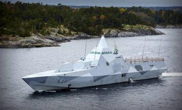 Baltijas jūrā pie gāzes cauruļvada atrasts militārs tālvadības zemūdens robots