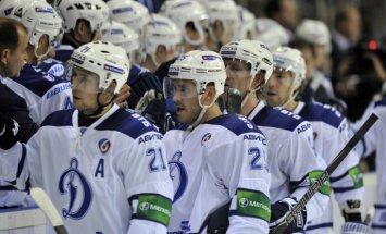 Maskavas 'Dinamo' ar Karsumu ierindā izbraukumā pieveic 'Sibirj'