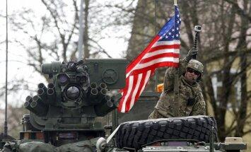 Vēstnieks: ASV var dot prettriecienu Maskavai, negaidot saskaņošanu NATO