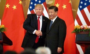 NYT: Трамп уступает глобальное лидерство Китаю