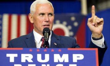 Республиканцы, недовольные Трампом, хотят видеть новым главой США вице-президента Пенса