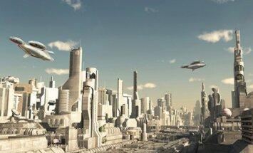 'Airbus' izstrādā lidojošus bezpilota taksometrus