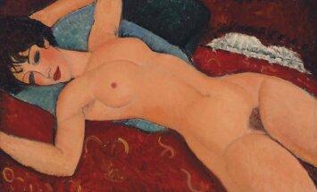 Mākslas tirgus milži. 10 šobrīd pasaulē dārgākās gleznas