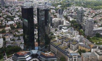 'Brexit' sekas: 'Deutsche Bank' no Londonas grasās pārvietot 300 miljardus eiro