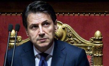 Itālijas premjers sola panākt Krievijas sankciju pārskatīšanu