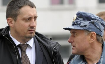 Krievijas fanu līderis Šprigins atkal aizturēts Francijā