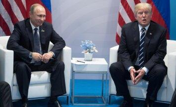 Bloomberg: Путин хочет заключить сделку с Трампом даже после удара по Сирии и санкций